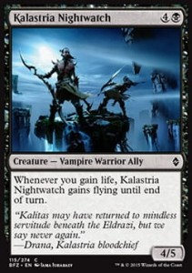 Kalastria Nightwatch (Battle for Zendikar)