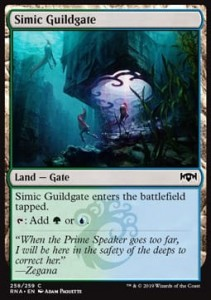 Simic Guildgate ver 2 (Ravnica Allegiance)