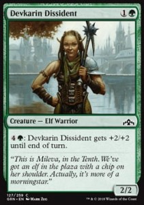Devkarin Dissident (Guilds of Ravnica)