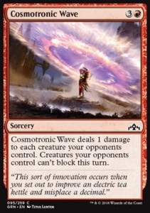 Cosmotronic Wave (Guilds of Ravnica)