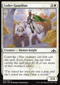 Ledev Guardian (Guilds of Ravnica)