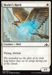 Healer's Hawk (Guilds of Ravnica)