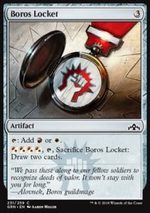 Boros Locket (Guilds of Ravnica)