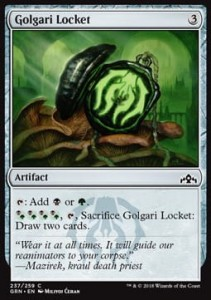 Golgari Locket (Guilds of Ravnica)
