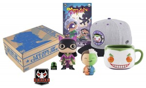 Funko POP DC Legion of Collectors Box Batman Villains - Exclusive
