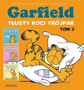 Garfield - Tom 3