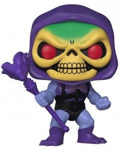 Funko POP Master of the Universe - Battle Armor Skeletor # 563