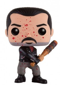 Funko POP Walking Dead -  Bloody Negan # 390 - Exclusive