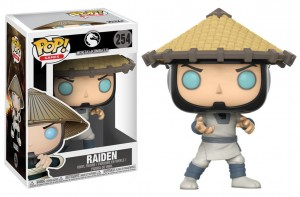 Funko POP Mortal Kombat - Raiden # 254