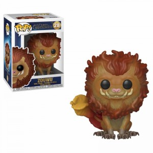 Funko POP Fantastic Beasts - Zouwu # 28