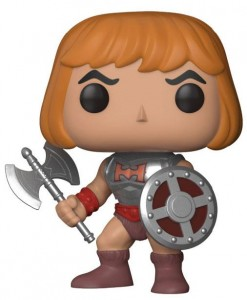 Funko POP Master of the Universe - Battle Armor He-Man # 562