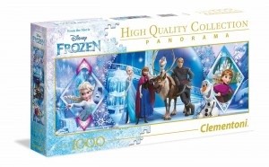 Panorama - Disney - Frozen - Puzzle 1000
