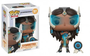 Funko POP Overwatch - Symmetra # 181