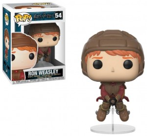 Funko POP - Harry Potter - Ron Weasley on Broom # 54