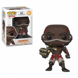Funko POP Overwatch - Doomfist # 351