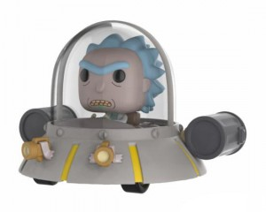 Funko POP Rick and Morty - Rick's Ship # 34 - Exclusive