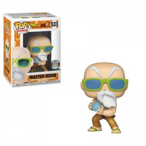 Funko POP Dragon Ball - Master Roshi # 533 - Speciality Series