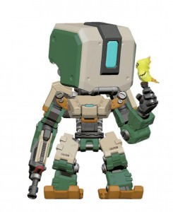 Funko POP Overwatch - Bastion # 489