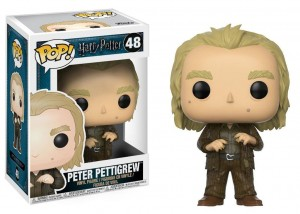Funko POP - Harry Potter - Peter Pettigrew # 48