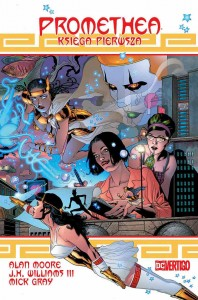 Promethea - Tom 1