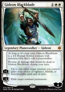 Gideon Blackblade (War of the Spark)