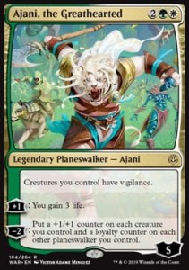 Ajani, the Greathearted (War of the Spark)