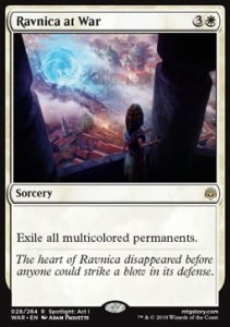 Ravnica at War (War of the Spark)