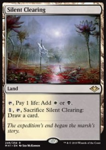 Silent Clearing (Modern Horizons)