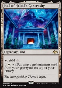 Hall of Heliod's Generosity (Modern Horizons)