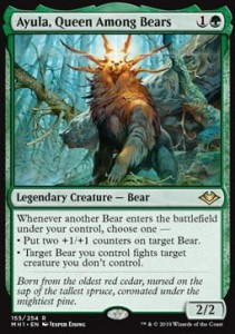 Ayula, Queen Among Bears (Modern Horizons)