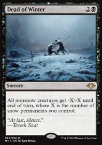 Dead of Winter (Modern Horizons)