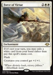 Force of Virtue (Modern Horizons)