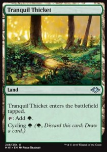 Tranquil Thicket (Modern Horizons)