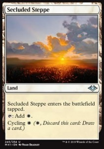 Secluded Steppe (Modern Horizons)