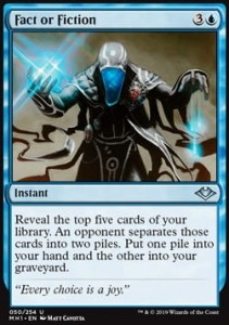 Fact or Fiction (Modern Horizons)