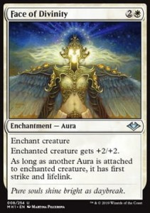 Face of Divinity (Modern Horizons)