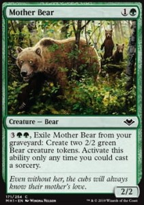 Mother Bear (Modern Horizons)
