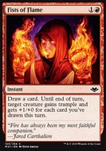 Fists of Flame (Modern Horizons)