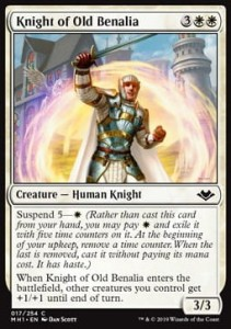 Knight of Old Benalia (Modern Horizons)