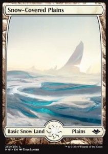Snow-Covered Plains (Modern Horizons)