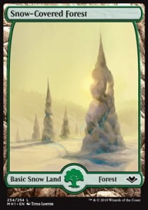 Snow-Covered Forest (Modern Horizons)