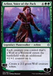 Arlinn, Voice of the Pack (War of the Spark)