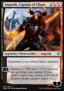 Angrath, Captain of Chaos (War of the Spark)