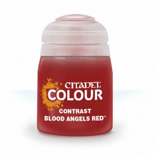Farba Citadel Blood Angels Red - Contrast