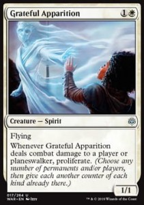Grateful Apparition (War of the Spark)