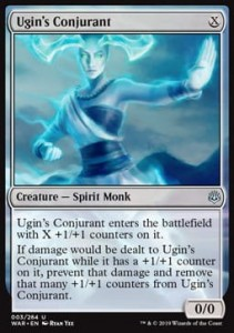 Ugin's Conjurant (War of the Spark)