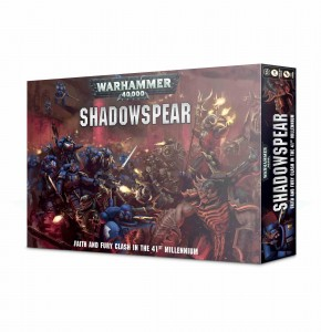 Shadowspear - WH 40K