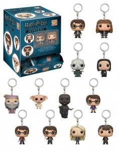 Harry Potter Mystery Keychain - Brelok Pocket POP