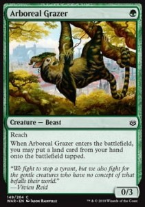 Arboreal Grazer (War of the Spark)
