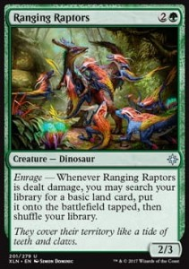 Ranging Raptors (Ixalan)
